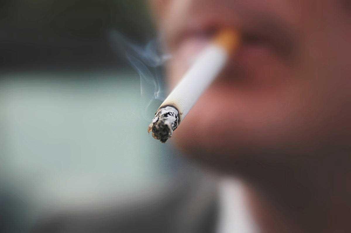 Sigara ve Saçınız Üzerindeki Etkisi
