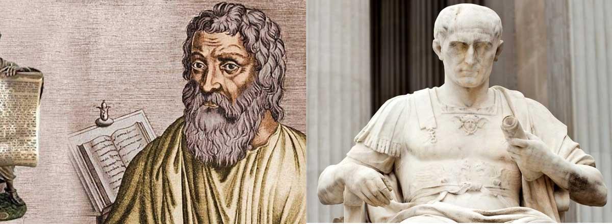 Antik Yunan ve Romalılar Dönemi