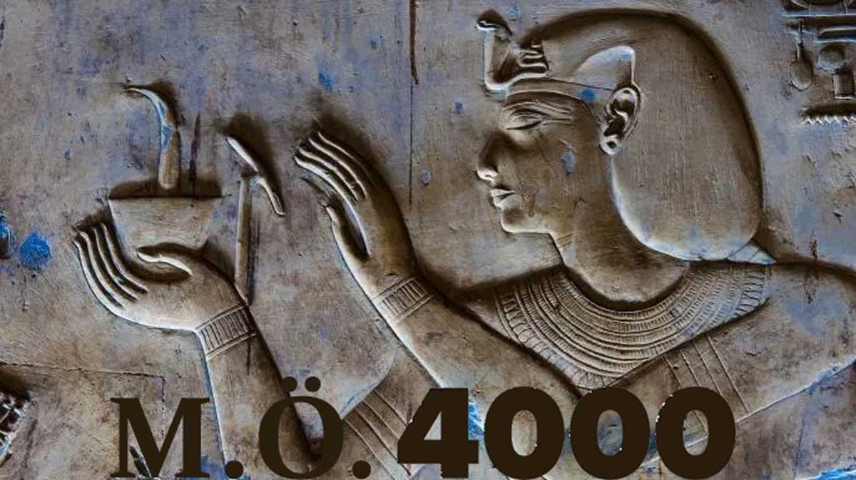 Saç Dökülmesinin Tarihçesi Mısırlılar Milattan Önce 4000