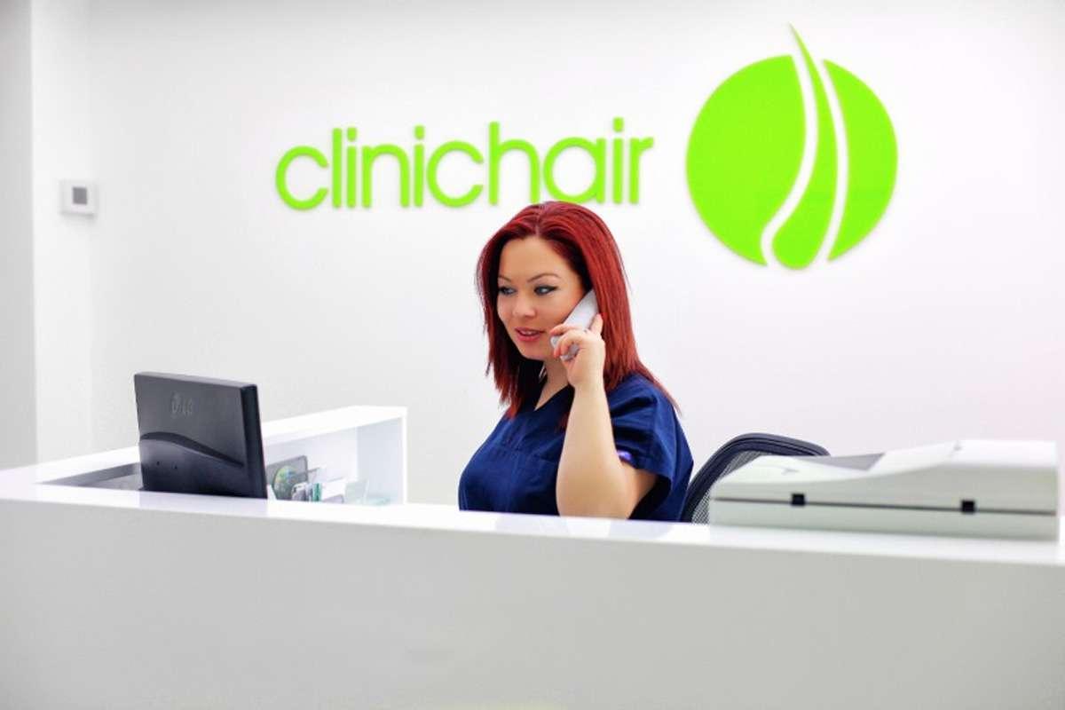 Clinichair Saç Ekimi
