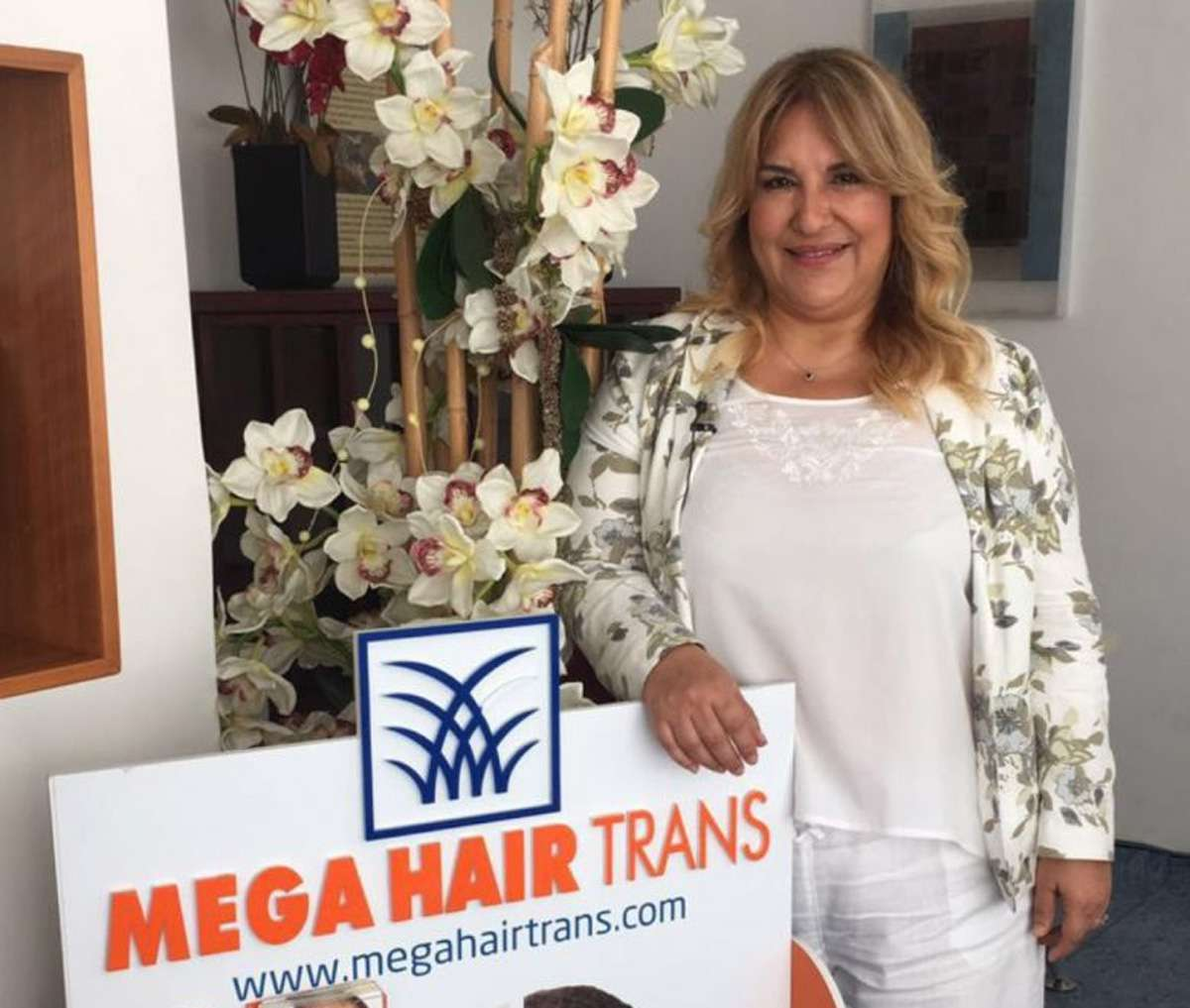 Mega Hair Trans Saç Ekimi